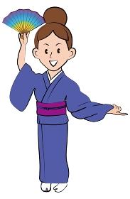 日本の文化 日本舞踊