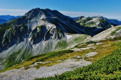 縦走 北アルプス 立山連峰