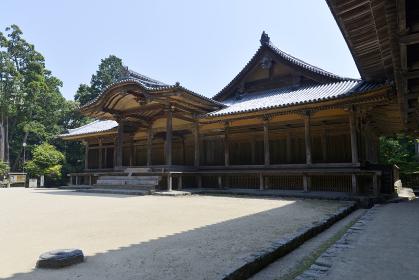 書写山円教寺 常行堂 兵庫県姫路市