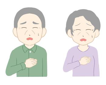 動悸 辛い 高齢者(線無し)
