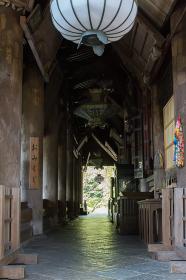 長谷寺 (奈良県桜井市 2012/08/08撮影)