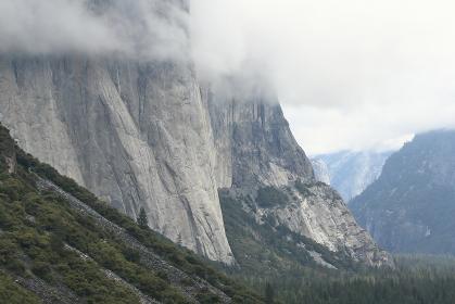 ヨセミテ国立公園 カリフォルニア州 アメリカ合衆国