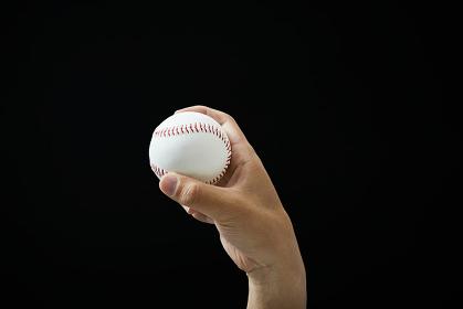カーブボールの握り方