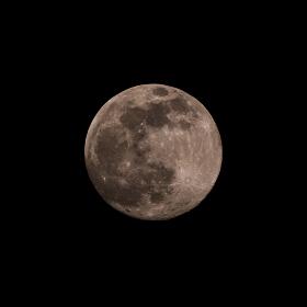 満月 4月 ピンクムーン
