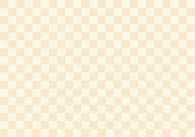 市松模様の和紙 黄色
