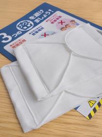 日本政府が国民に配布した布マスク