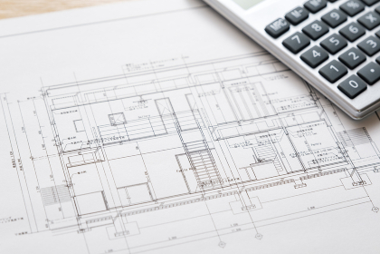 設計イメージ 建築図面 住宅 施設