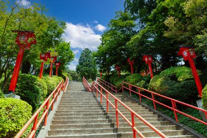 足立山妙見宮御祖神社 福岡県北九州市