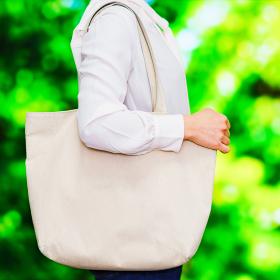 エコバッグ マイバッグ運動 女性 日本人
