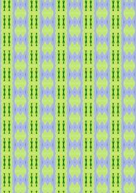 黄緑色面白ストライブパターン