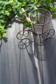 自転車の雑貨