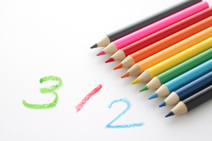 色鉛筆とお絵かき