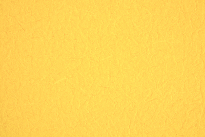 皺が入ったオレンジ色の和紙風の背景素材