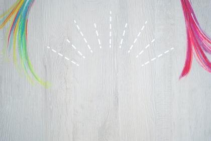 白の集中線 テクスチャ