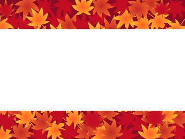 紅葉の背景