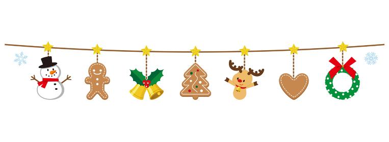 クリスマス ガーランド