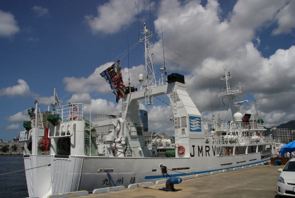 兵庫県立香住高等学校の練習船「但州丸」