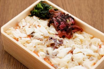 鯛めし弁当 炊き込みご飯 愛媛県産の鯛