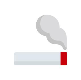 タバコ・喫煙・喫煙所 アイコン