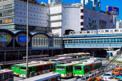 2010年の渋谷