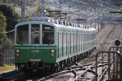 神戸市営地下鉄西神・山手線1000形