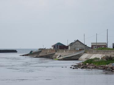 北海道 稚内の海