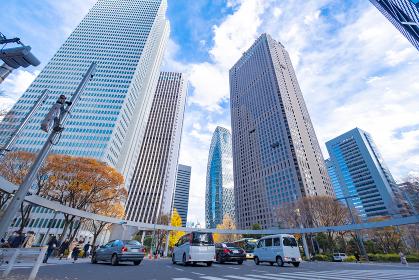 【東京都】西新宿ビジネス街【2020秋】