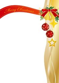クリスマス背景素材