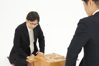 将棋 考える棋士