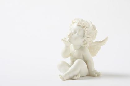 天使の石膏像