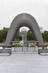 原爆慰霊碑 広島/平和公園