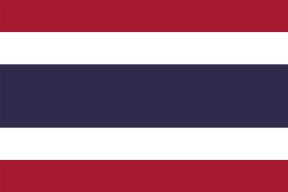 世界の国旗、タイ