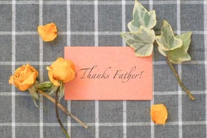 父の日 / メッセージ入りカード