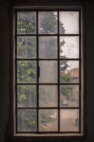 Old window detail
