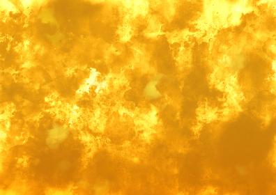 水彩調 アブストラクト背景 ゴールド