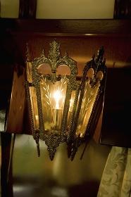 トワイライトエクスプレスのランプ