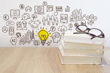 読書で学習する様々な知識-スマホ・パソコン・ネットワーク・ビジネスのアイデア