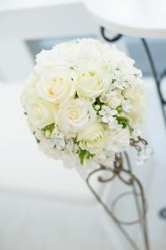 結婚式のブーケ ウェディング ブライダル チャペル