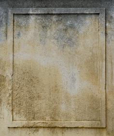 石壁の模様