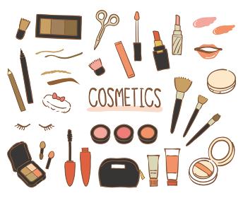化粧品の素材セット