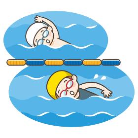 水泳 競泳