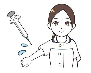 ワクチン接種 医療従事者 女性