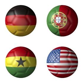 2014年ワールドカップGグループ