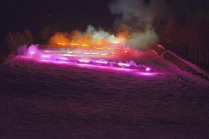 胎内スキーフェスティバル