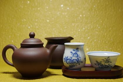 台湾茶の茶器セット