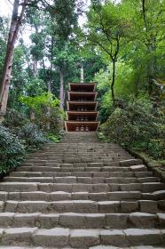 室生寺 (奈良県宇陀市 2012/08/29撮影)