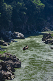 長野県飯田市 天竜峡と天竜舟下り