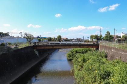 境川(東京都町田市・神奈川県相模原市)