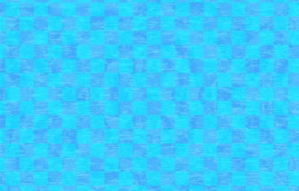背景素材:水色の和紙と和柄