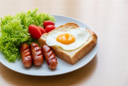 モーニングセット 朝食イメージ